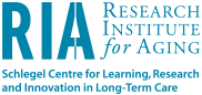 logo of Schlegel-UW Research Institute for Aging