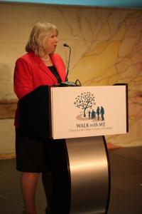 Minister Deb Matthews