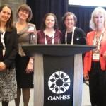Bruyère CLRI @ OANHSS Annual Meeting & Convention (April 2014)