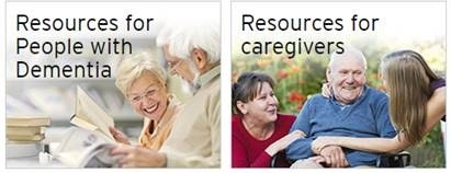 Dementia Resources from Around the World: Baycrest Website for Clients & Caregivers