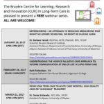Free Webinar Series