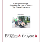 Cycling Without Age: Enhancing the Lives of Seniors