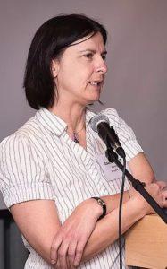 Zsofia Orosz, Manager of Bruyère CLRI