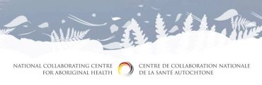 National Collaborating Centre for Aboriginal Health logo