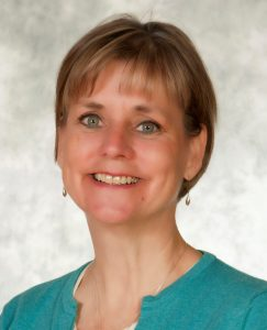 Headshot of Mary McNally.