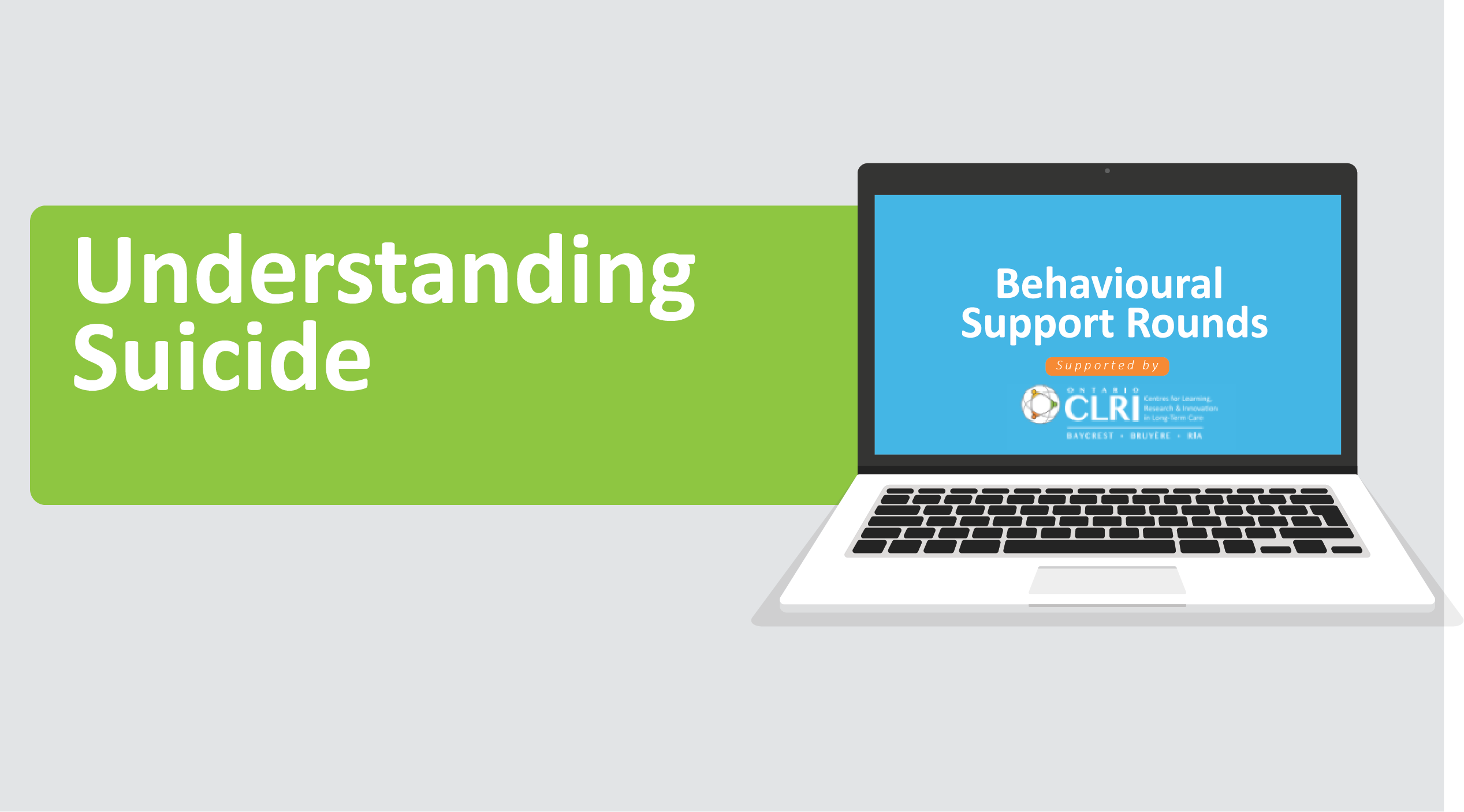 Webinar title, supported by Ontario CLRI