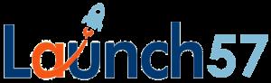 Launch 57 logo