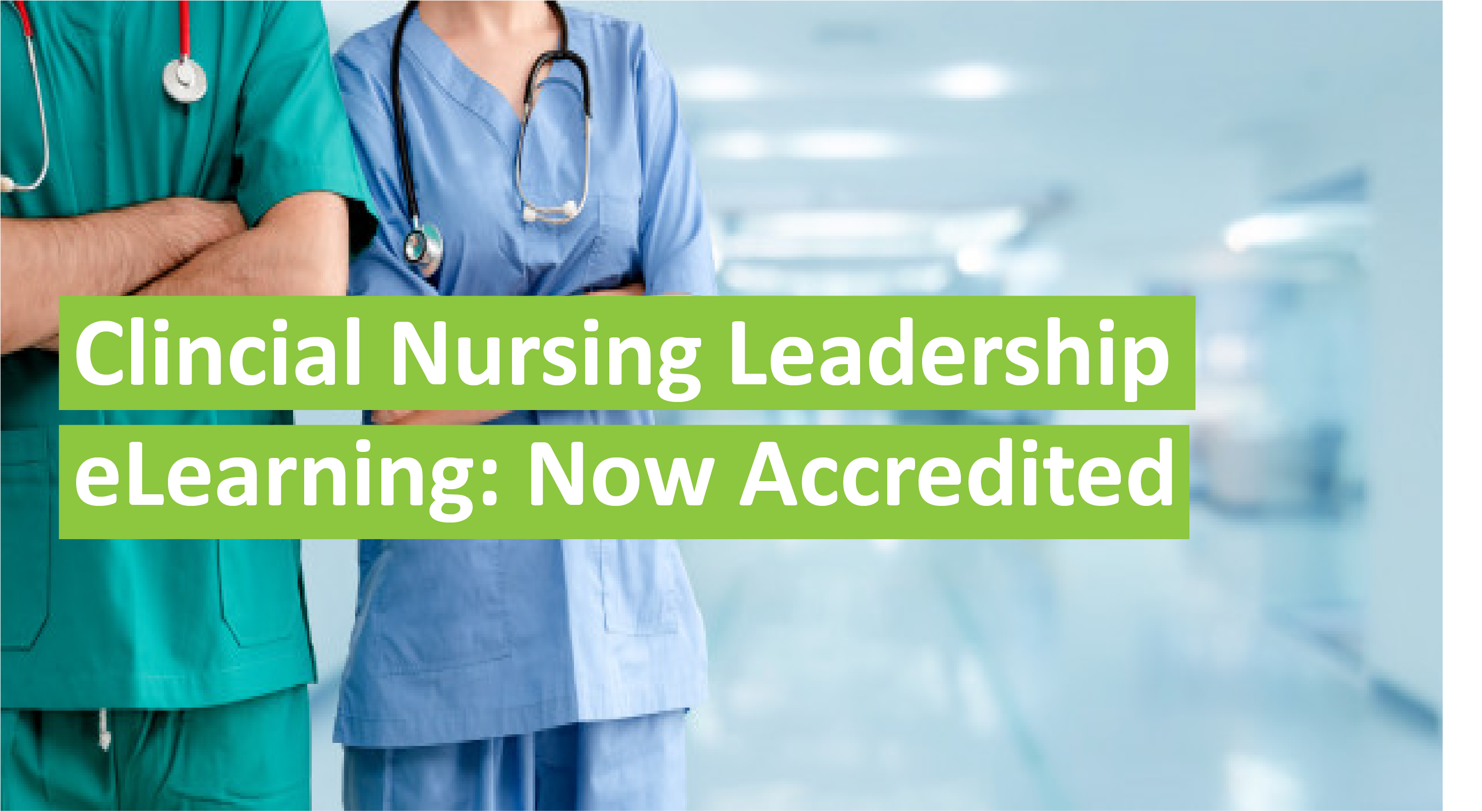 CNL eLearning now accredited